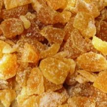Crystalized Ginger 100g